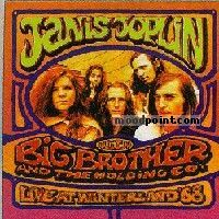 JANIS JOPLIN - Live At Winterland Album