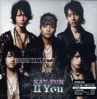 Kat-tun - Cartoon KAT-TUN II You CD2 Album