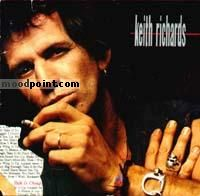 Keith Richards - Talk is Cheap Album