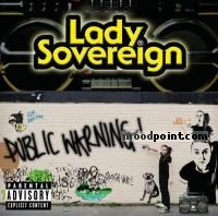 Lady Sovereign - Public Warning Album