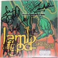 Lamb Of God - Pure American Metal Album