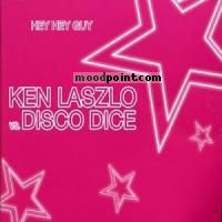 Laszlo Ken - Hey, Hey Guy Cd5 Album