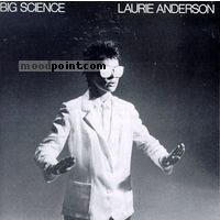Laurie Anderson - Big Science Album