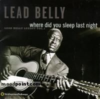 Leadbelly - Where Did You Sleep Last Night? Album