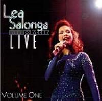 Lea Salonga - Live - Volume 1 Album