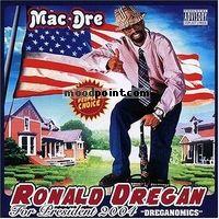 Mac Dre - Ronald Dregan: Dreganomics Album