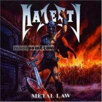 Majesty - Metal Law (CD 1) Album