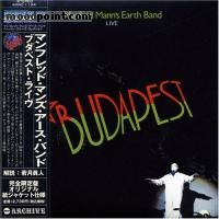MANFRED MANNS EARTH BAND - Budapest Live Album