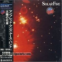 MANFRED MANNS EARTH BAND - Solar Fire Album