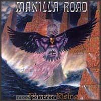 Manilla Road - Atlantis Rising Album