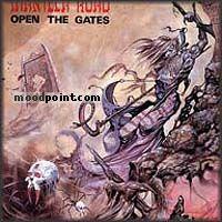 Manilla Road - Open The Gates Album