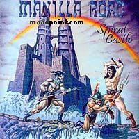 Manilla Road - Spiral Castle Album
