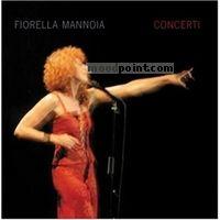 Mannoia Fiorella - Concerti (cd2) Album