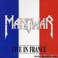 Manowar - Live In France Album