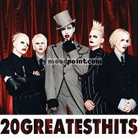 Manson Marilyn - 20 Greatest Hits Album