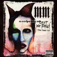 Manson Marilyn - Lest We Forget: The Best Of Album