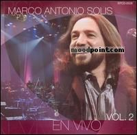 Marco Antonio Solis - En Vivo, Vol. 2 Album
