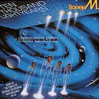 M Boney - Ten Thousand Lightyears Album