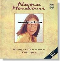 Nana MOUSKOURI - Nuestras Canciones (CD 1) Album