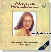 Nana MOUSKOURI - Nuestras Canciones (CD 2) Album