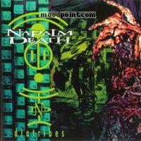 Napalm Death - Diatribes Album
