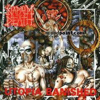 Napalm Death - Utopia Banished Album