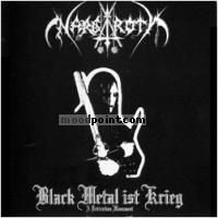 Nargaroth - Black Metal Ist Krieg (A Dedication Monument) Album