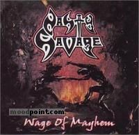 Nasty Savage - Wage Of Mayhem Album
