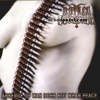 Nazarene Impaled - Absence Of War Does Not Mean Peace Album