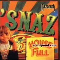 NAZARETH - Snaz (live) Album
