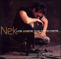 Nek - Las Cosas Que Defendere Album
