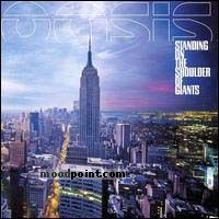 Oasis - Standing On The Shoulder Of Giants Album