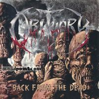Obituary - Back From The Dead Album