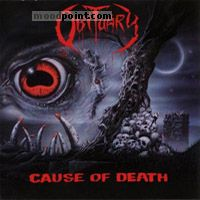 Obituary - Cause Of Death Album