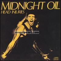 Oil Midnight - Head Injuries Album