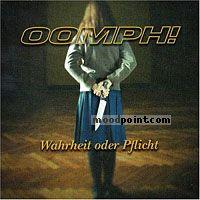 Oomph - Wahrheit Oder Pflicht Album