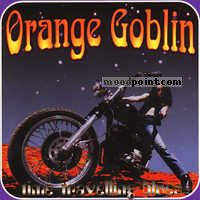 Orange Goblin - Time Travelling Blues Album