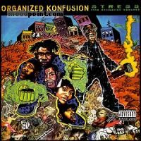 Organized Konfusion - Stress: The Extinction Agenda Album