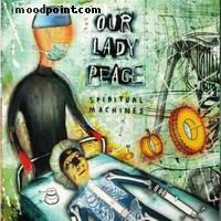 Our Lady Peace - Spiritual Machines Album