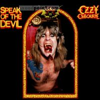 Ozzy Osbourne - Speak Of The Devil Album
