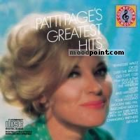 Page Patti - Patti Page - Greatest Hits Album