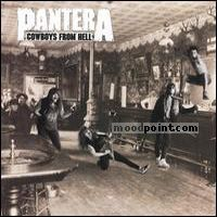 Pantera - Cowboys From Hell Album