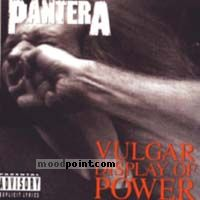 Pantera - Vulgar Display Of Power Album