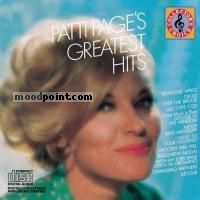 Patti Page - Patti Page - Greatest Hits Album