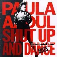 Paula Abdul - Shut Up and Dance: Dance Mixes Album