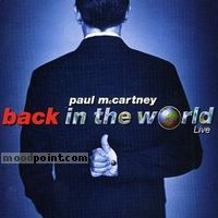 Paul McCartney - Back In The World - Cd 1 Album