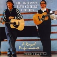 Paul McCartney - Paul McCartney and Elvis Costello Album