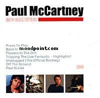 Paul McCartney - Singles Collection, CD3 Album