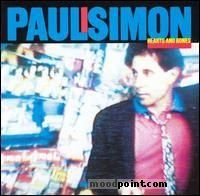 Paul Simon - Hearts and Bones Album