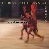 Paul Simon - The Rhythm Of The Saints Album